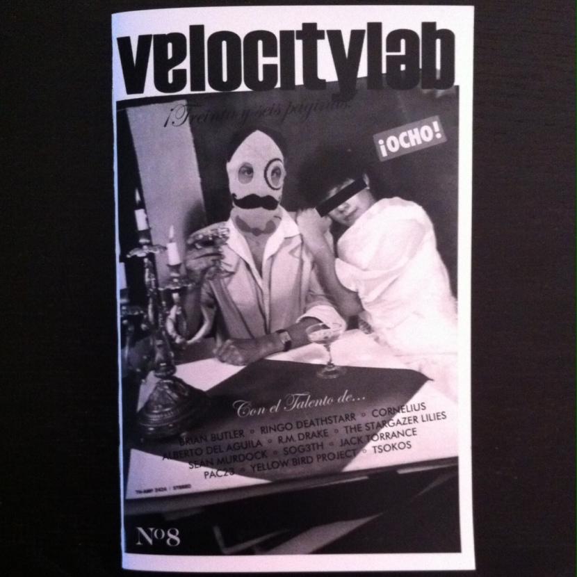 Velocitylab No8 Cover