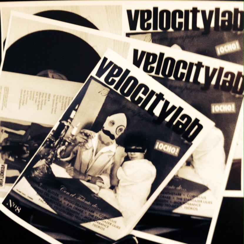 Velocitylab No8