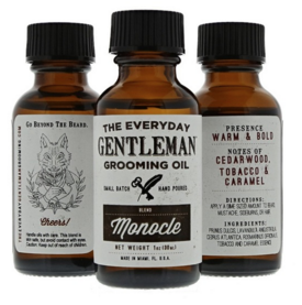 The Everyday Gentleman: MONOCLE