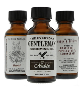 The Everyday Gentleman: NOBLE