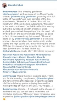 review by @ibeejohnnybee