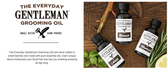 The Everyday Gentleman PureFormulas